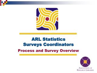 ARL Statistics Surveys Coordinators