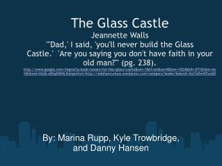 the glass castle poverty quotes