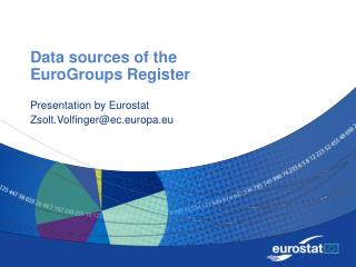 Data sources of the  EuroGroups Register