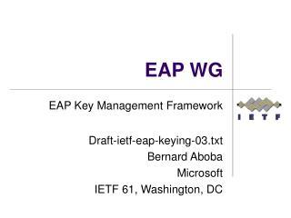 EAP WG