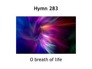 Hymn 283