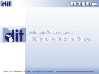 Michigan Fact and Figures
