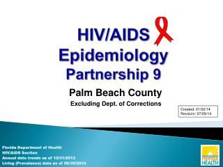 HIV/AIDS Epidemiology Partnership 9