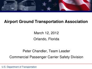 Airport Ground Transportation Association
