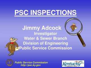 PSC INSPECTIONS