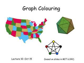 Graph Colouring