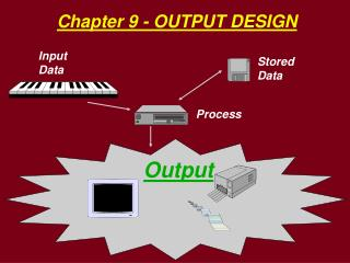 Chapter 9 - OUTPUT DESIGN