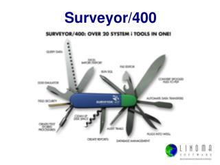 Surveyor/400