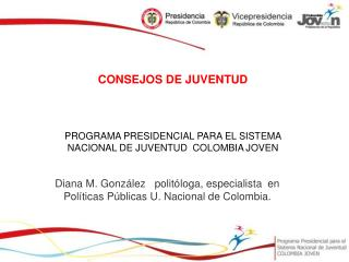 CONSEJOS DE JUVENTUD