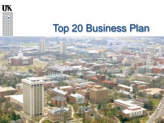 Top 20 Business Plan