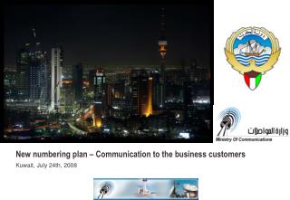 New numbering plan – Communication to the business customers