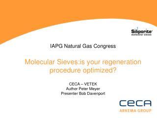 Why optimize the regeneration procedure?