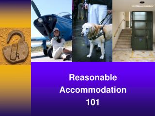 Reasonable  Accommodation  101