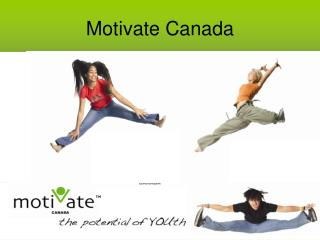 Motivate Canada