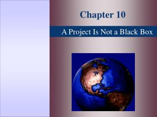 A Project Is Not a Black Box