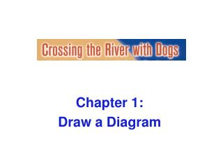 Chapter 1: Draw a Diagram