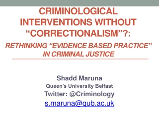 How do therapists contribute to change in sex offender treatment a literature review