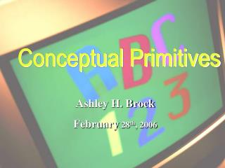 Ashley H. Brock