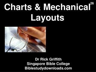 Charts & Mechanical Layouts