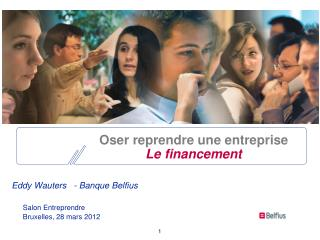 Salon Entreprendre Bruxelles, 28 mars 2012