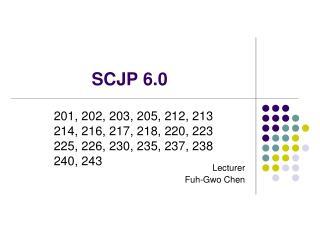 SCJP 6.0