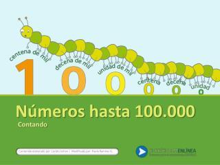 Números hasta 100.000