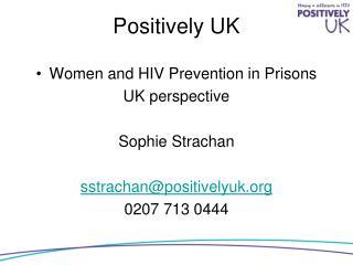Positively UK