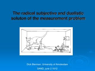 The radical subjective and dualistic soluton of the measurement problem