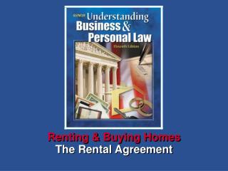 Renting & Buying Homes