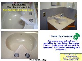 Combo Faucet/Sink