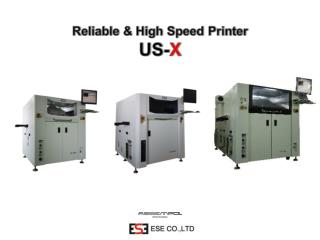 US- X Printer Specification