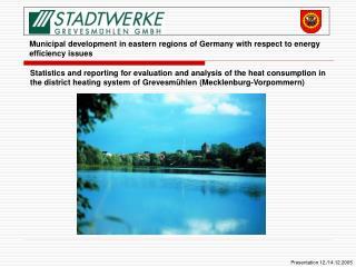 Presentation 12./14.12.2005