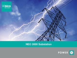 NEO 3000 Substation