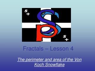 Fractals – Lesson 4