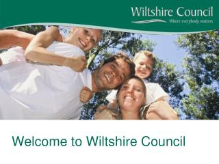 Welcome to Wiltshire Council