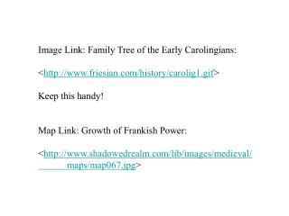 Image Link: Family Tree of the Early Carolingians: