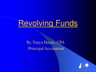 Revolving Funds