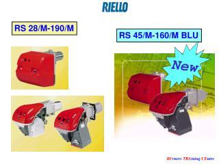 RS 45/M-160/M BLU