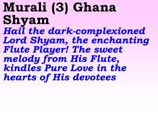 Old 716 _New 852 Murali (3) Ghana Shyam
