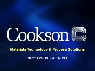 Materials Technology & Process Solutions