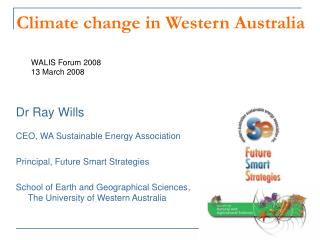 Climate change in Western Australia