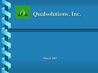 Qualsolutions, Inc.