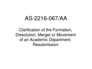 AS-2216-067/AA