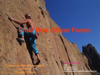 Chief Risk Officer Forum