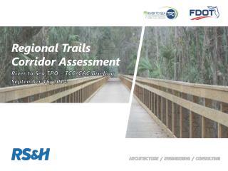 Regional Trails Corridor Assessment
