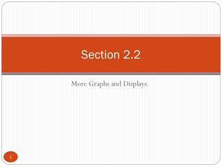 Section 2.2