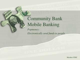 Community Bank Mobile Banking