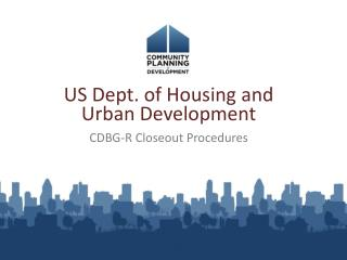 US Dept. of Housing and Urban Development