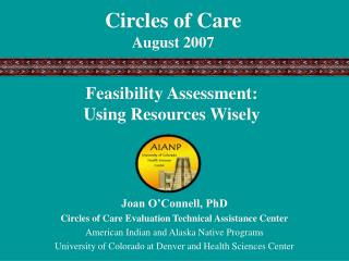Circles of Care  August 2007