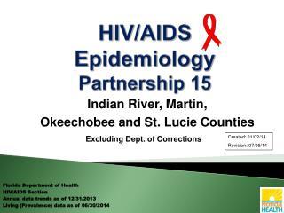 HIV/AIDS Epidemiology Partnership 15